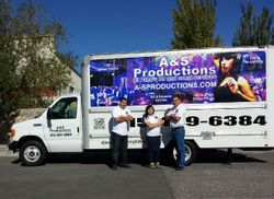 A&S PRODUCTIONS TEAM