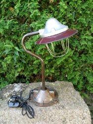 Industrine staline lempa. Kaina 162