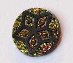 Diamond Star button #1211