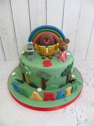 Charlie's 5th Birthday Cake