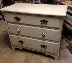 Almond drawers