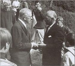 Gustaf VI Adolf 1967