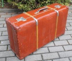Didelis lagaminas. Kaina 58