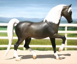 Black silver FAS
