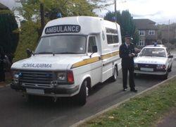 1980s Front Line Ambulance