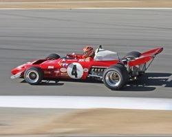 Jackie Ickx' 1971 Ferrari 312 B