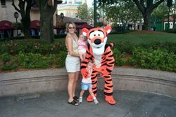 Tigger.  Bounce, Bounce, and Bounce.