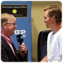 Tournament director Bill Oakes