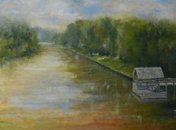 Vermilion River Louisiana 2013