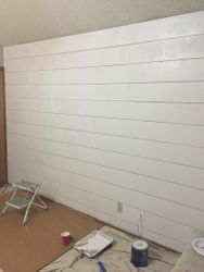 Custom project-Shiplap