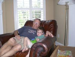 Grandpa and Carter