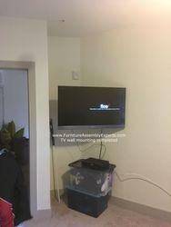 TV wall installation service in delaware