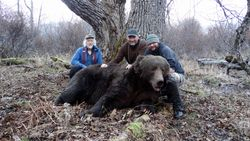 Bill Gray's Extra Exciting Fall Bear Hunt
