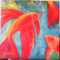 Red Fish SOLD
