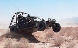 Desert Patrol Vehicle: