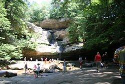 Hocking Hills - Cedar Falls