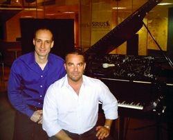George Skaroulis performs on my show at Sirius.