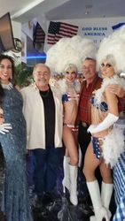 Gary Campbell and the Showgirls