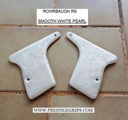 ROHRBAUGH R9 SMOOTH WHITE PEARL
