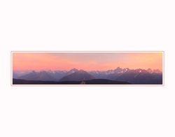 Williamson Lake Skyline