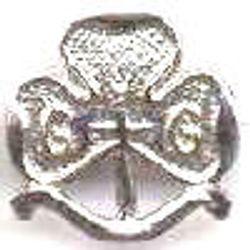 1968 Commissioner Promise Badge