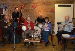 Rae Brothers New Orleans Jazz Band