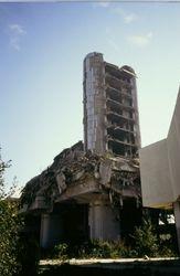 Oslobodjenje newspaper building, Sarajevo