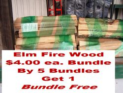 EZ-fire wood bundles