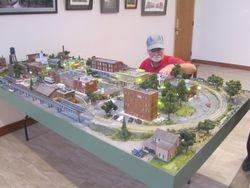 Model Railroad Exhibit