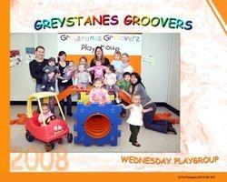 Wednesday Group 2008