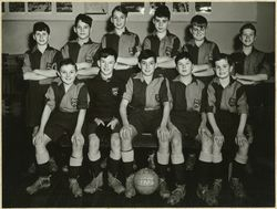 1st XII Football (1) - 1955
