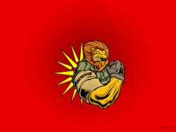 Macedonian Sun and Strong Lion - Animated