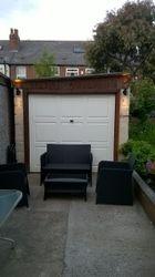 garage conversion job