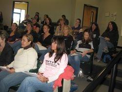 March 2013 Women's Only Class