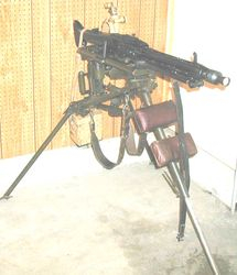 MG42 Heavy Role:
