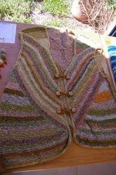 Waistcoat by Natalie Geard