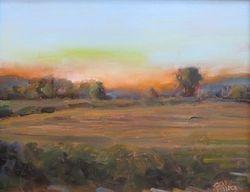Sunrise near Carbondale
