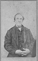 Loton Frisbey 1807-1900 of Henry, Illinois