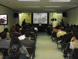 Delegates at AIIMS