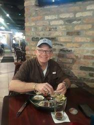 Lunch on Bourbon Street
