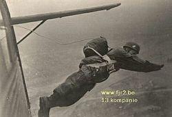 Fallschirmjager: