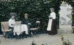 Hotell Arild (Rusthallargarden) 1904