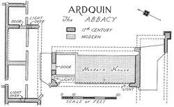 Ardquin Abbacy, Strangford, County Down