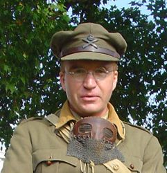 Officers SD cap soft (Trench cap) Dickie Knight