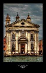 Santa Maria del Rosario - Venice - Italy