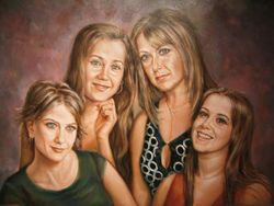 Davena and Daughters