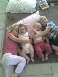 Charley, Makayla, Sgelby & Hollie