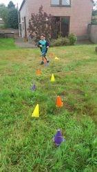 Des compétitions sportives et ludiques permettent aux enfants de se défouler surtout pendant nos stages et journées à thème