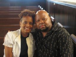 Carolyn and Roy Johnson