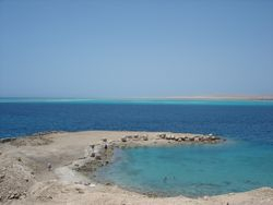 Beaches of Hurghada